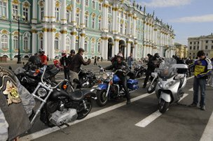 2009 Bike Festival St. Petersburg